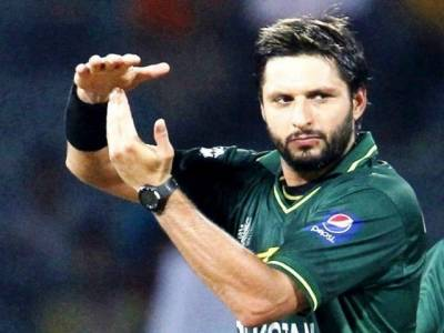 Yet another feather in the cap of Legendry Shahid Afridi