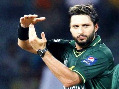 Another feather in the cap of ledendry Shahid Afridi