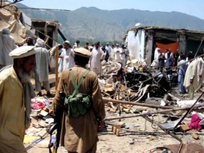 Bomb blast hits Bajaur Agency targeting peace committee