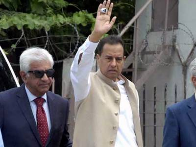Capt (retd) Safdar records statement in Avenfield reference