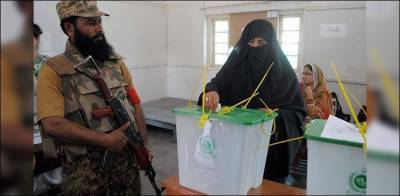 Foreign plot against the General Elections 2018