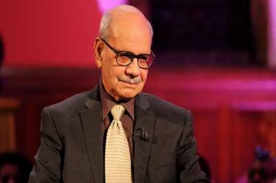 Former ISI Chief General (R) Asad Durrani in hot waters