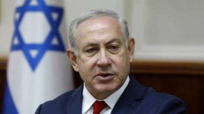 Netanyahu says Iran can have no military presence in Syria