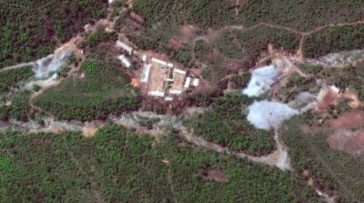 North Korea says it dismantled its nuclear test site