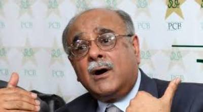 Pakistan hopes for visit by England team, Najam Sethi tells British PM