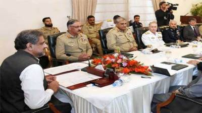 PM chairs National Security Committee meting