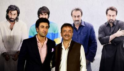 Rishi Kapoor did not recognise Ranbir in 'Sanju' trailer