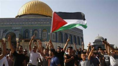 UNSC to vote on protection for Palestinian people
