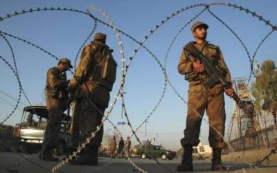 Armed men attack a mosque in Bajaur Agency