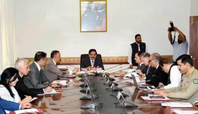 National Security Division board meeting held under NSA Naseer Janjua