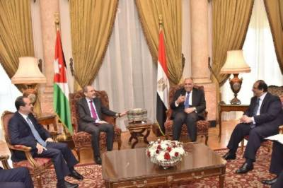 Arab tripartite meeting warns of catastrophic risks of continuing escalation in Palestinian territories