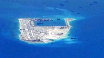 China rejects 'ridiculous' US accusation of South China Sea militarisation