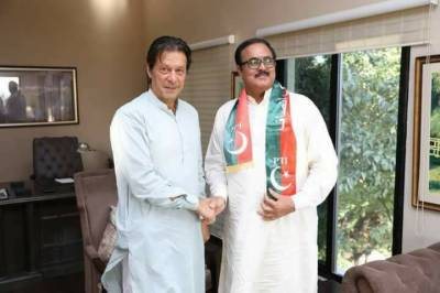 Farooq Bandial expelled from PTI