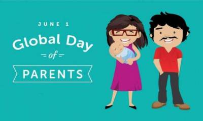 Global Parents Day being observed today