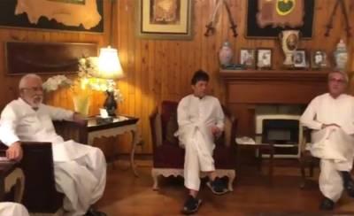 Imran Khan seeks neutral umpire for General Elections