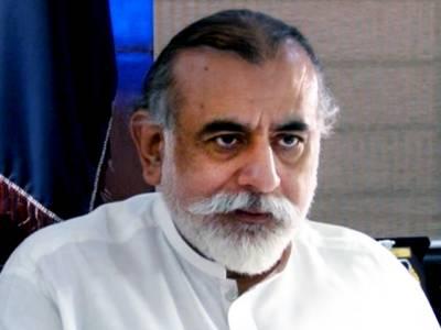 Nasir Durrani recuses himself from Punjab caretaker CM post