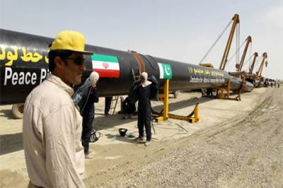 Pakistan Iran gas pipeline project implementation review to be held