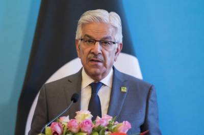 Top court to announce verdict on Khawaja Asif's appeal at 11am