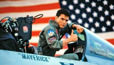 Top Gun 2: Tom Cruise unveils the first look