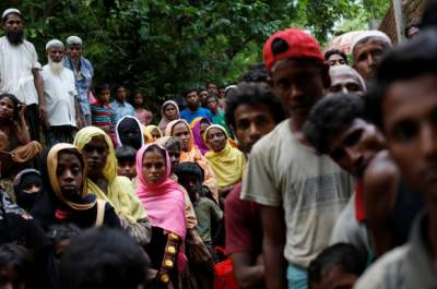 UN, Myanmar agree outline of Rohingya return deal