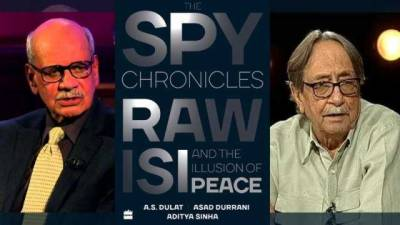 RAW gave intelligence information to Pakistan over Pervaiz Musharaf assassination plot: AS Daulat