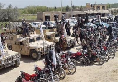 Afghan Taliban have reached suburbs of Kabul, patrolling unchallenged