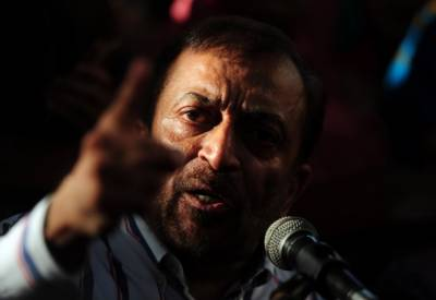 Dr Farooq Sattar in hot waters