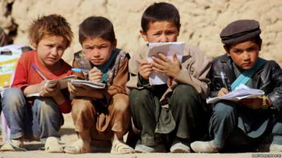 Nearly half of Afghan children out of school: UNICEF