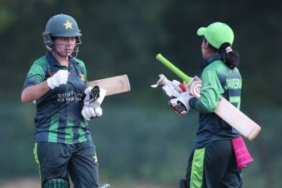 Pakistan beat Thailand in Women's T20 Asia Cup 2018