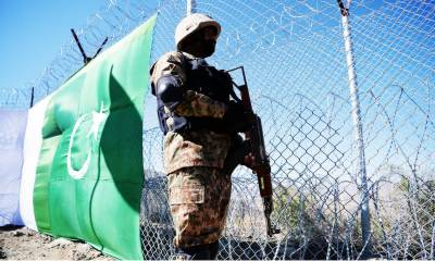 Security forces repulse terrorist attacks from across Afghan border