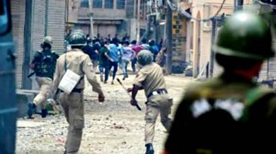 SHO among 10 injured in Shopian grenade blast by Indian troops