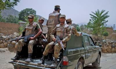 Suicide blast in Balochistan, three soldiers martyred