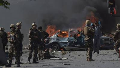 Suicide bomber targets Afghan clerics gathered for peace in Kabul