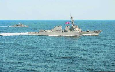 U.S. weighs more South China Sea patrols to confront 'new reality' of China