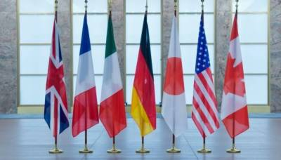 US isolated as trade outrage roils G7 ministerial meeting