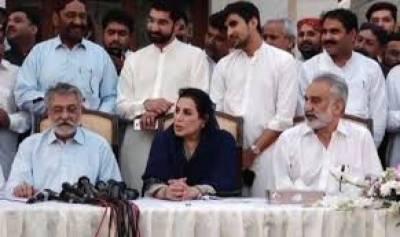 Zulfiqar, Fehmida Mirza join Pir Pagara-led GDA