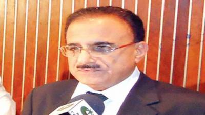 ECP choses Rtd Justice Dost Muhammad as caretaker KP CM