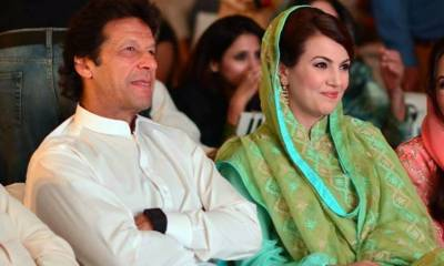 Imran Khan breaks silence over Reham Khan's upcoming book