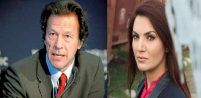 Imran Khan sexually harassed me: Reham Khan