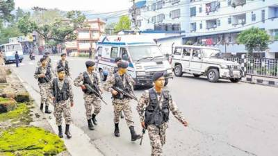 India: Curfew extended in violence hit Shillong