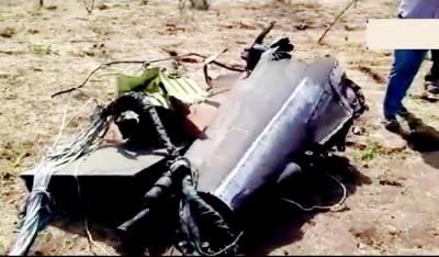 Indian Air Force's Jaguar fighter jet crashes in Gujarat