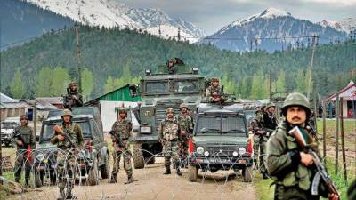 Indian Army camp attacked in occupied Kashmir