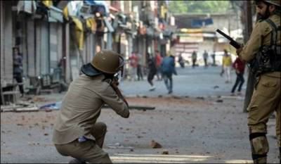 Indian Military martyrs three youth in a fake encounter in occupied Kashmir