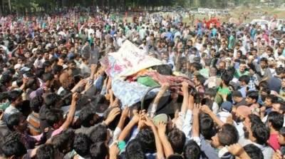 Indian troops martyr three Kashmiri youth in Kupwara district