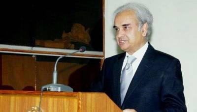 LHC moved against caretaker PM Justice (r) Mulk