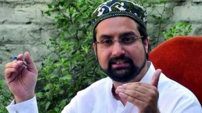 Mirwaiz criticizes biased, shallow Indian media
