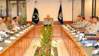 Pakistan Navy command and staff conference held to review maritime security