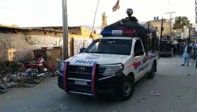 Policeman martyred in Quetta shooting