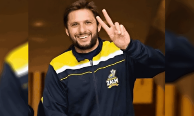 Shahid Afridi has an advice for the Chief Justice of Pakistan