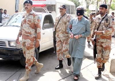 Sindh Rangers arrest 3 criminals from Karachi